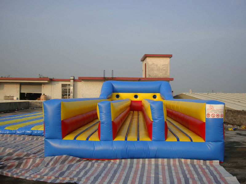 inflatable race lane  for sale